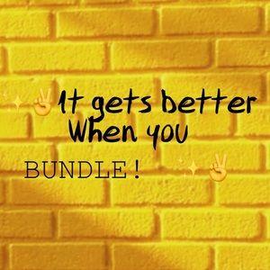 Other - Hey Posh Fam, let's get bundle Happy! 🌞😘
